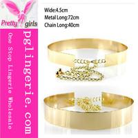 Gold Metal Belt Metal Belt for Women Fashion Belt