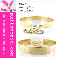 Gold Metal Belt Metal Belt For