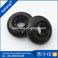 luggage trolley parts,62mm/64mm/68mm customized luggage bag wheels,suitcase wheels parts