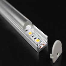 aluminum profile led heatsink for led strip