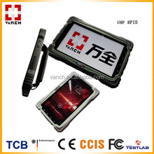 VANCH Rugged android RFID reader Tablet PC for Asset inventory