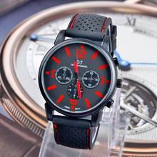 Best selling aliexpress silicon vogue watch
