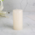 Pillar Shape and Paraffin Wax Material large fat unscented church pillar candle