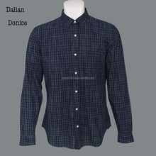 Custom latest shirt designs for men casual long sleeve shirt for men