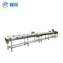 Electronic Automatic Multi-Level Commodity Weight Sorting Machine