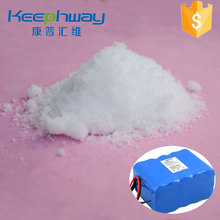 Sodium hydrogen phosphate lithium battery for electric vehicle