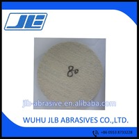 Chinese manufacturer sandpaper disc, silicon carbride abrasive round wheel sanding discs