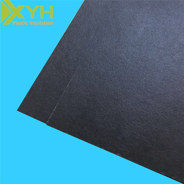 hot sale Anti-static electricity black dull polish bakelite sheet for parts.