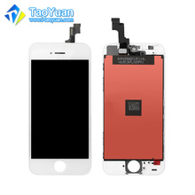 Genuine quality for iphone 5/5c/5s/6/6plus lcd screen replacement, foxconn original touch screen lcd for iphone 5s