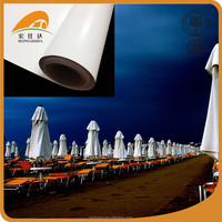 Flame- Retarding PVC Coated Fabric Made for Tents