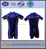 Neoprene lycra rubber diving suit