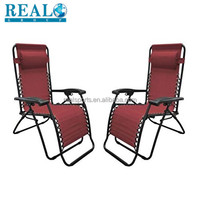 Hot Sale Garden Zero Gravity Chair Folding Director Luxury Deck Chair
