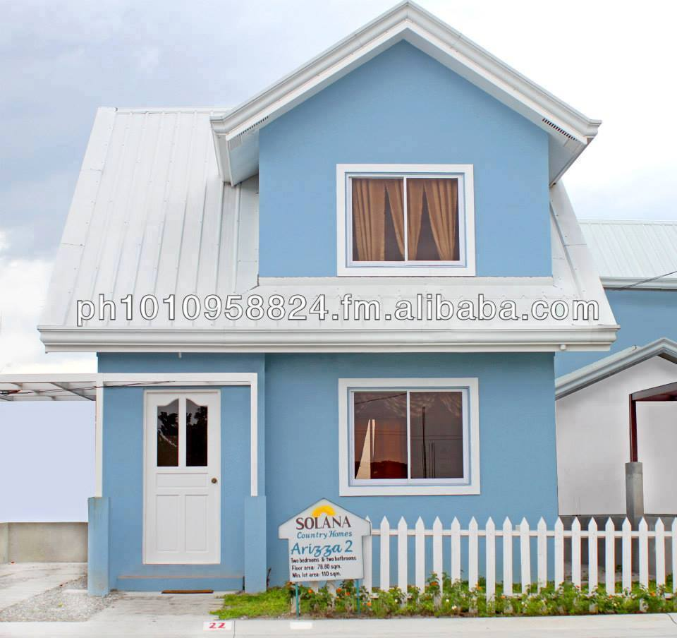 Pagibig House and Lot for Sale Pampanga - Solana Country Homes Arizza 2