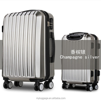 Fashion Travel ABS PC Luggage With