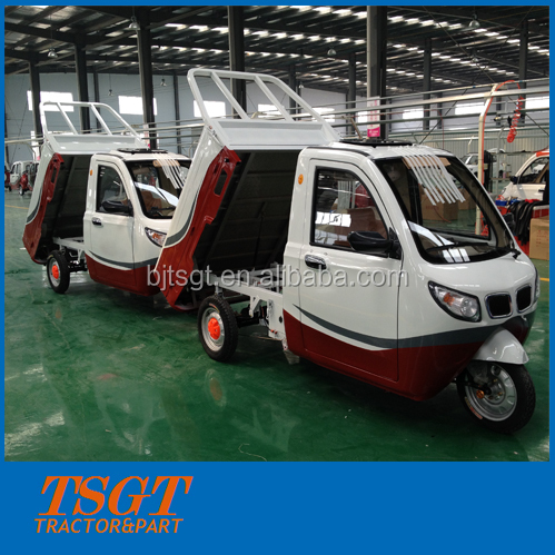 electric tricycle mini truck made in China