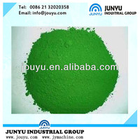 Bureau Veritas Certification IRON OXIDE pigment