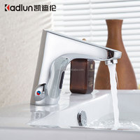 Brass Automatic Touchless Faucet Mixers Amp