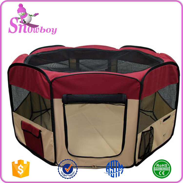 Best Choice Indoor Dog Tent Products Pet House Folding Fence Puppy Dog Playpen Exercise Pens Kennel 600d Oxford Cloth