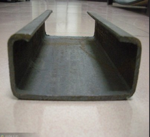 [High Quality Cold-Rolled Profile] C Lipped Channel /Cold Formed Galvanized U Channel Steel