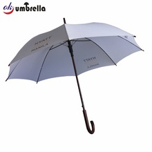 Standard umbrella size strong hotel promotional umbrella with logo printing