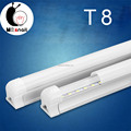 best heat dissipation effect aluminum lamp120cm t8 integrated led tube with wire connection