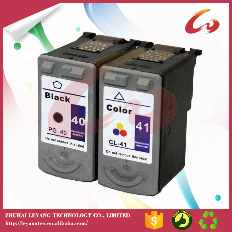 CL41C ink cartridges for canon pixma ip1880