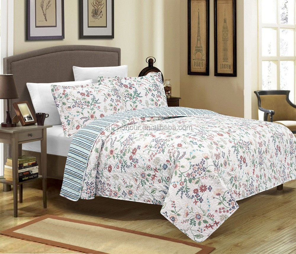 Bed sheets designs patchwork - Shanghai Honour Sale Handmade Bed Sheet Designs Patchwork Fabric
