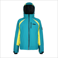 Outdoor Waterproof Mountain Fleece warm 3 in 1 ski men coat