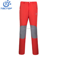High Quality Hiking Outdoor Women's Sport Pants Waterproof Windbreak Hardshell Pants