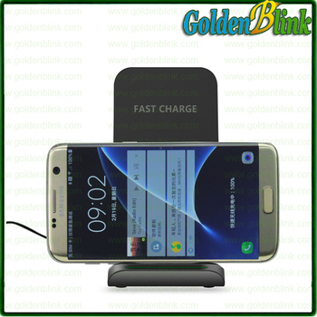 2017 Portable mobile universal QI fast Wireless Charger