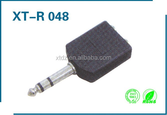 Strong practicability rca waterproof female pin connector