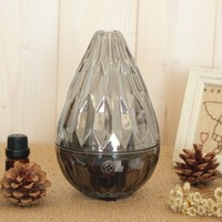 2014 new SOICARE diamond glass aroma decorate humidifier