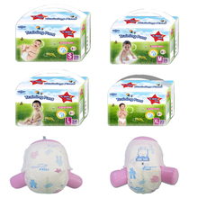 alibaba new design couche bebe high quality baby diapers in Mozabique