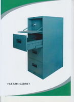 Vertical File Safe Cabinet (Model: MVFS)