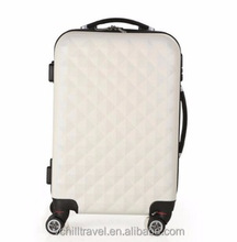 Factory price 2 wheeled luggage set With Stable Function