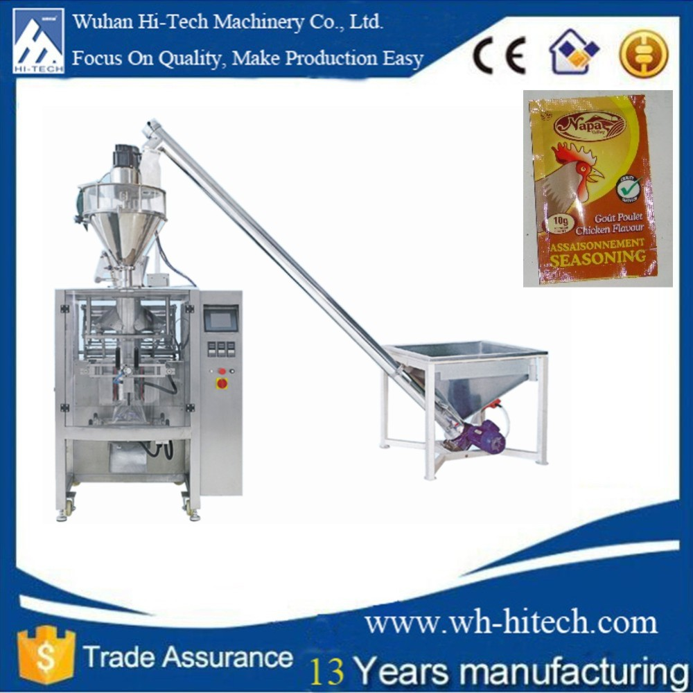 WUHAN Factory Price Automatic Grain Filling and Packing Machine for 10g to 1kg
