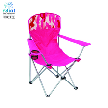 China supplier outdoor flag camping chair ZM2004B
