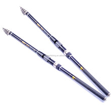 High Quality Fishing Tackle Carbon Telescopic Fishing Rod
