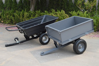 China atv tow behind trailer camping boxer atv trailer