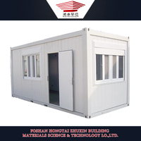 High Grade Portable Site Office Prefabricated Houses Container