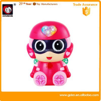 Children intellienrt story learning machine toy with EN71