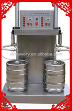 hot sale beer keg beer bottle filling machine(semi automatic)