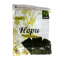 Seafood Kosher Roasted Gold Nori Seaweed