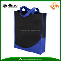 New designer handbag non woven wholesale, lady handbag