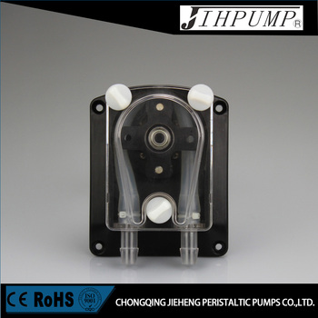 beverage machine OEM peristaltic pump quick install panel type of flow rate less than 1760ml/min