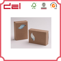 Cheap wholesale paper sleeve soap paper box for sale