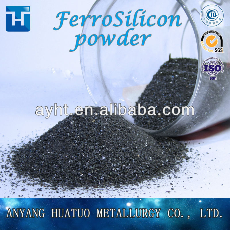 Multi Specification Milled Ferro Silicon Powder/Milled FeSi Grit/Milled Ferrosilicon Grain China supplier