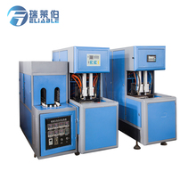 Semi Automatic Blow Moulding Machine / Bottle Blowing Machine Prices