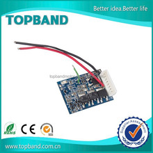 High quality dc motor controller for electric vehicle