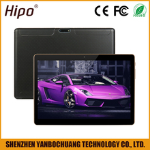 factory price Hipo 10 inch MTK 1280*800 tablet pc support dual sim card 3G